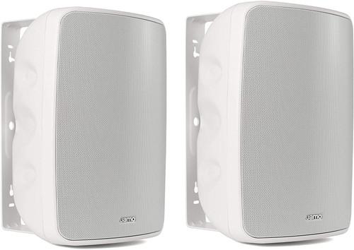 Jamo J1064131 IO-6 All Weather Speaker Pair, White