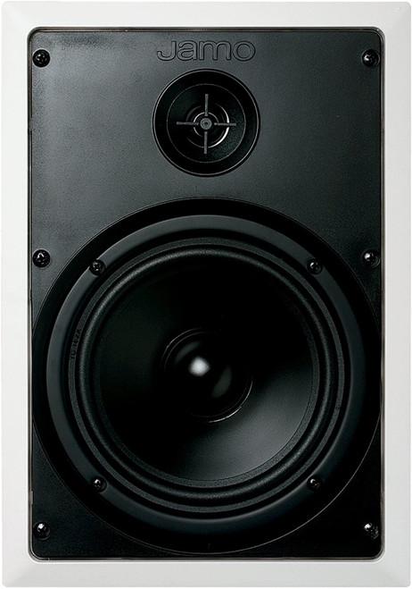 """Jamo J94004 660CS 2-Way 6.5"""" In-Wall Speaker, White, Each"""
