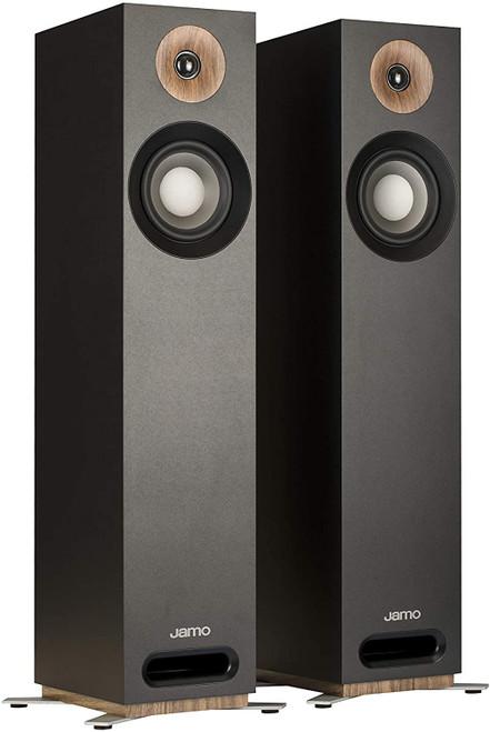 Jamo J1068809 S 805 Floorstanding Speaker, Black - Refurbished, Pair