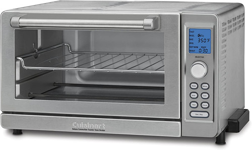 Cuisinart TOB-135FR-RB Convection Toaster Oven Broiler - Cuisinart Certified Refurbished