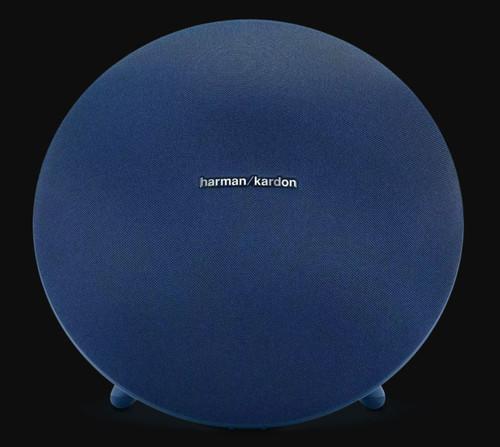Harman HKOS4BLUAM-Z  Studio 4 Bluetooth Speaker, Blue - Refurbished