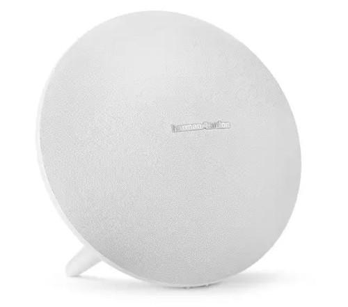 Harmon Kardon HKOS4WHTAM-Z Onyx Studio 4 Bluetooth Speaker, White - Refurbished