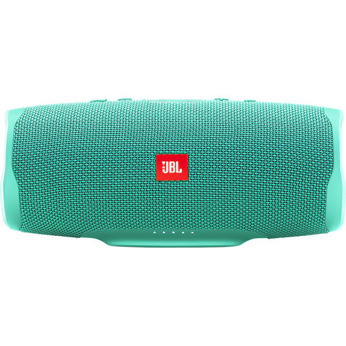 JBL KIT-JBLCH4TEAL-TZCHRG34 Charge 4 Bundle with TEZL Case - Teal