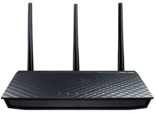 ASUS 90-IGY70V2X01-1PA0-R RT-AC66R 2 Band Wireless AC1750 Router - Refurbished