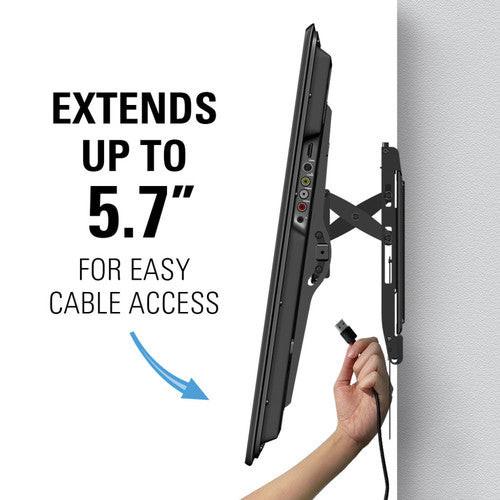 "SANUS VLT6-B1 Advanced Tilt Premium TV Wall Mount for 46-90"" Displays"