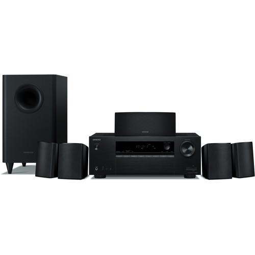 Onkyo HTS3900 5.1-Channel Home Theater System