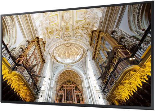 "Samsung LH43QBNEBGC/ZA-RB 43"" 4K HD Commercial Display- Refurbished"