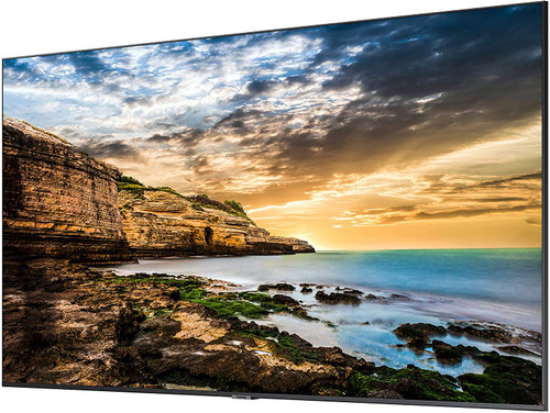 "Samsung LH50QETELGCXGO-RB 50"" QE50T DirectLit 4K Crystal UHD Display Refurbished"