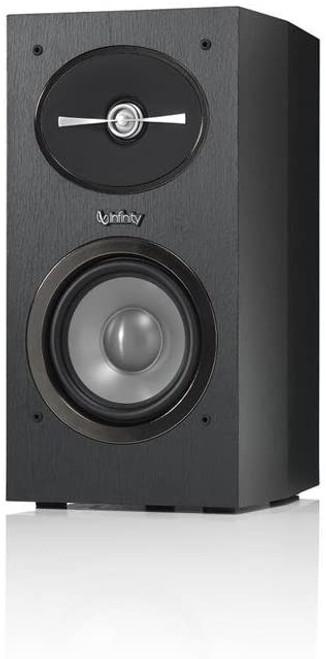 JBL Infinity INFINITYR152BK-Z Ref 152 2-Way Bookshelf Speaker- Cert. Refurbished