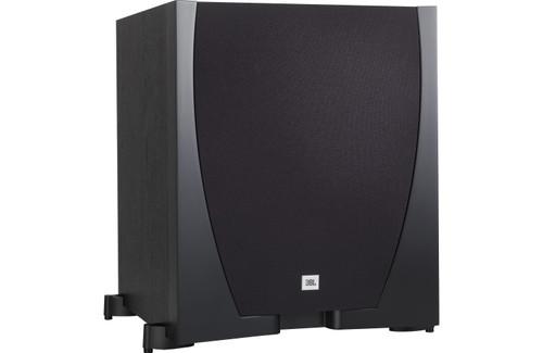 """JBL JBLSUB550PBK-Z Studio 550P 500Watt 10"""" Powered Subwoofer - Refurbished"""