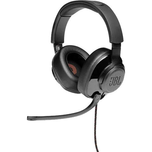 JBL JBLQUANTUM200BAM-Z Quantum 200 Wired Headset for Gaming - Certified Refurbished