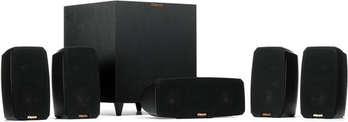 Klipsch Reference Theater Pack 5.1 Surround Sound System -  1069074