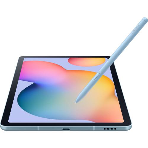 "SamsungSM-P610NZBEXAR-RB 10"" Galaxy TabS6 Lite 128GB Blue Certified Refurbished"