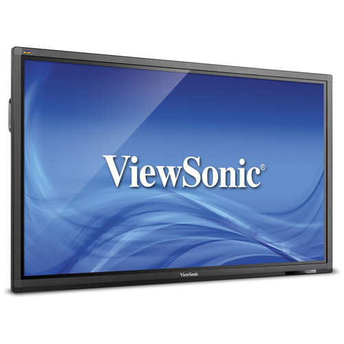 """ViewSonic CDE7051-TL-S 70"""" Full HD Touch Interactive Commercial LED Display – Certified Refurbished"""