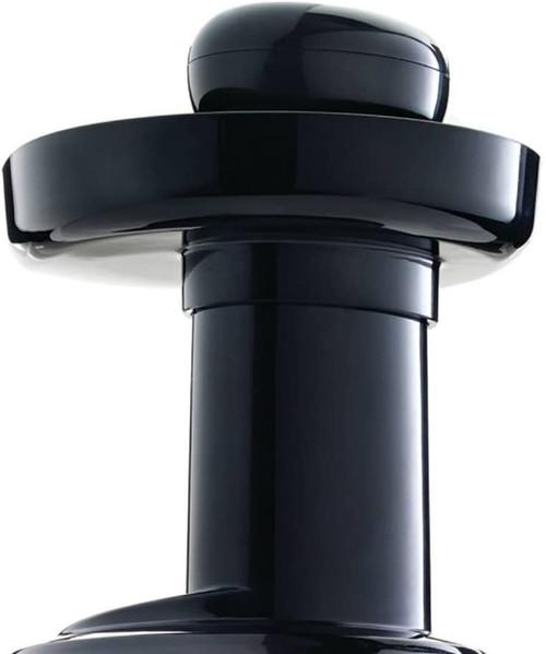 Omega VRT380HDCX Vertical Masticating Low Speed Juicer w/handle - Refurbished