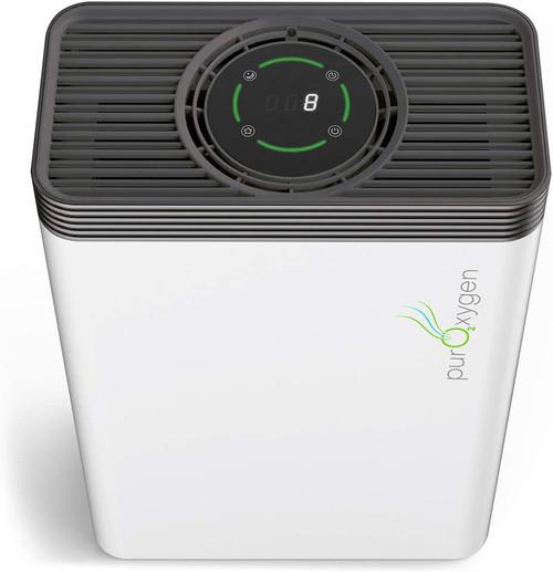 PurOxygen P500 HEPA Air Purifier with UV Sanitizer and Ionizer