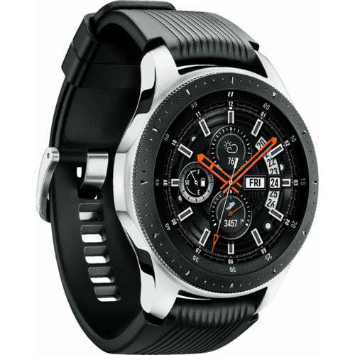 Samsung SM-R800NZSCXAR-RB Galaxy Watch 46mm Silver - Certified Refurbished
