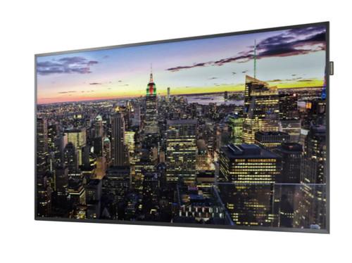 "Samsung LH55QMFPLGC/GO-RB 55"" 4K Smart Display - Certified Refurbished"