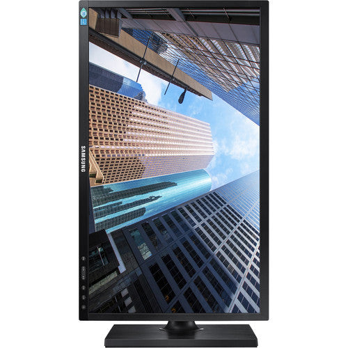"""Samsung LS24E45KDSG/GO-RB 24"""" TAA-Compliant FHD Monitor - Certified Refurbished"""