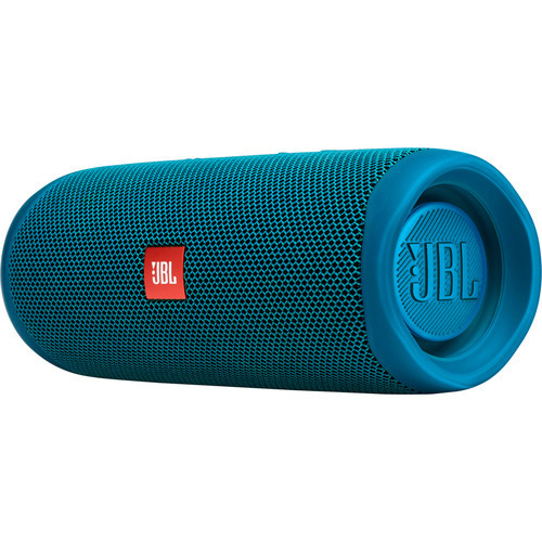 JBL JBLFLIP5ECOBLUAM-Z Flip 5 Bluetooth Speaker Blue Eco -Certified Refurbished