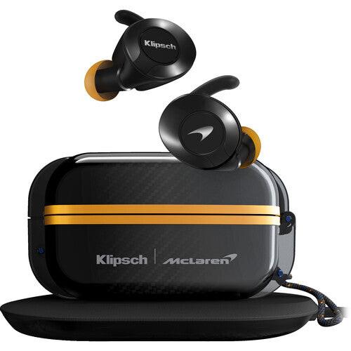 Klipsch T5IIMCL-RB T5 II Sport Headphones McLaren Edition -Certified Refurbished