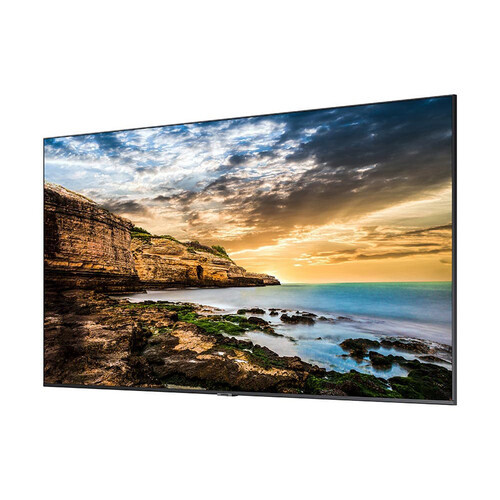 "Samsung LH75QETEPGCXGO-RB 75"" UHD LED Business Monitor- Certified Refurbished"