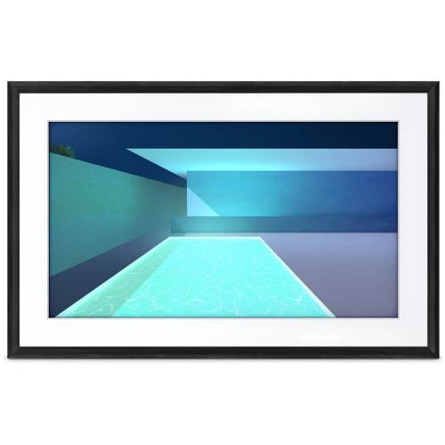 "Meural MC327BLS-100PAS 27"" Canvas II Digital Art Frame Black"