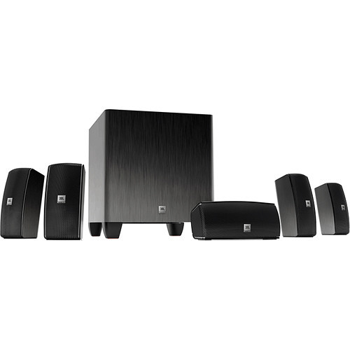 JBL JBLCINEMA610AM-Z Cinema 610 Advanced 5.1 Speaker - Certified Refurbished