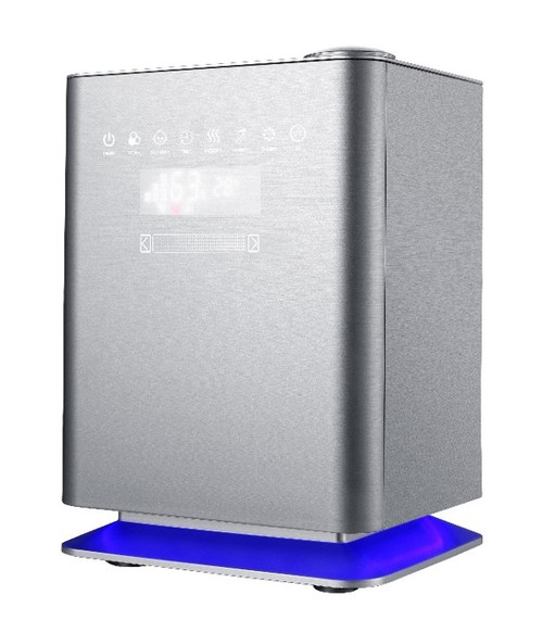Crane RB-6913 Warm & Cool Mist 1.2 Gallon Humidifier with UV Ionizing Light - Certified Refurbished