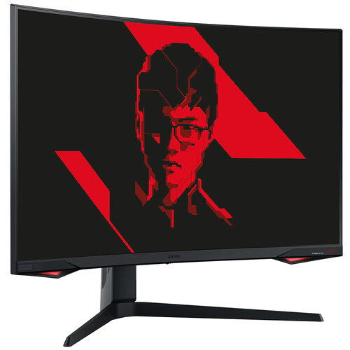 """Samsung LC27G77TQSNXZA-RB 27"""" G7 T1 2560 x 1440 240Hz Curved Gaming Monitor - Certified Refurbished"""