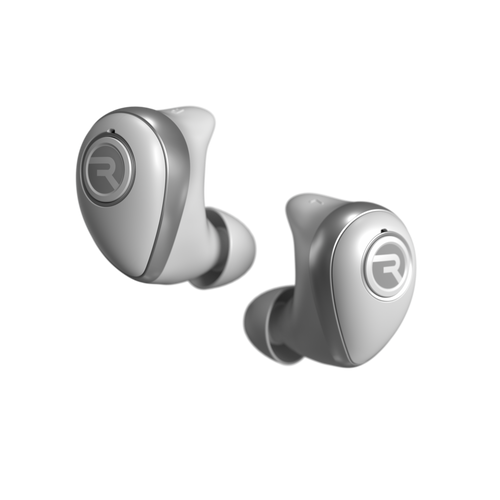 Raycon RBE755-WHT E55 The Performer True Wireless Bluetooth Earbuds, White