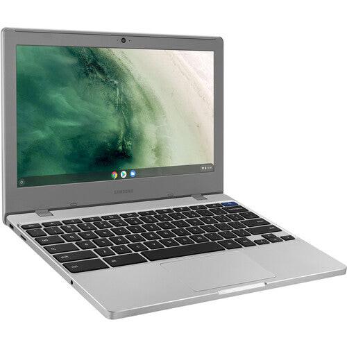 """Samsung XE310XBA-KA1US-RB Chromebook 4 11.6"""" HD N4000 4GB 32GB Chrome Platinum - Certified Refurbished"""