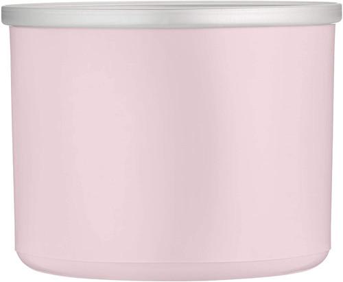 Cuisinart ICE-21PKFR Frozen Yogurt - Ice Cream & Sorbet Maker, Pink - Certified Refurbished