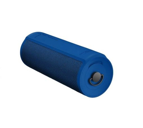 Logitech S984-000954X UE BLAST Smart Portable Wi-Fi and Bluetooth Speaker with Alexa Blue Steel - Seller Refurbished