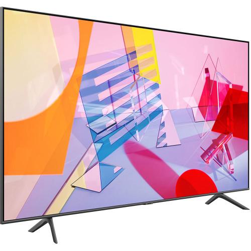 "Samsung QN75Q6DTAFXZA-RB Q6D 75"" Class HDR 4K UHD Smart QLED TV - Certified Refurbished"