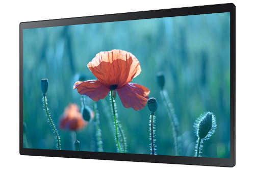 """Samsung LH24QBRTBGCXZA-RB 24"""" Small Signage Touchscreen Display 1920 x 1080 60Hz - Certified Refurbished"""