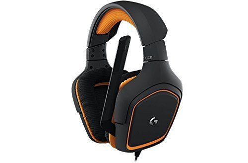 Logitech G231 Prodigy Stereo Gaming Headset with Microphone PC