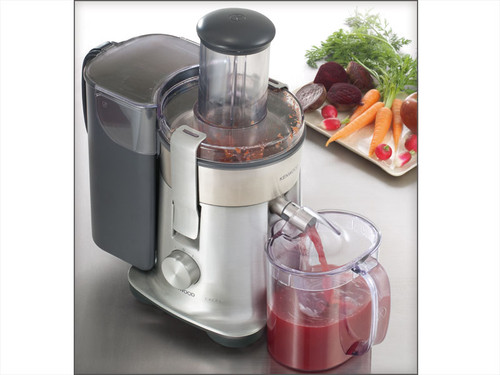 Kenwood JE850 Excel Juice Extractor, Silver 1.5L Container