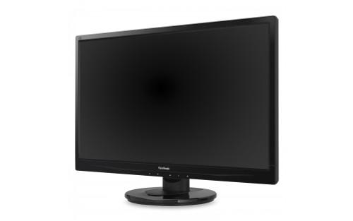 ViewSonic VA2446M-LED-S 24in 1080p, DVI, VGA, Speakers LED Monitor - Refurbished