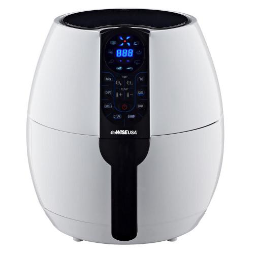 Gowise GW22640 3.7 Qt Air Fryer - White
