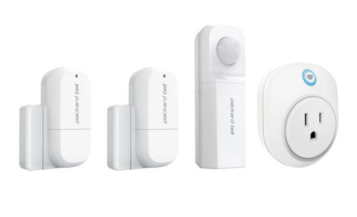 Packard Bell PBH100K Smart Home Security System with App Alert