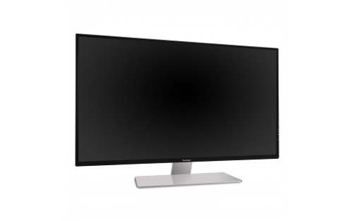 "ViewSonic VX4380-4K-R 43"" 4K UHD IPS 2160p Frameless LED IPS Monitor HDMI - C-Grade Refurbished"