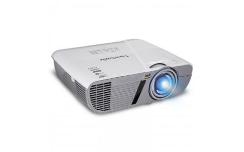 ViewSonic PJD6552LWS-S 3500 Lumens WXGA HDMI Short Throw Network Projector - Refurbished