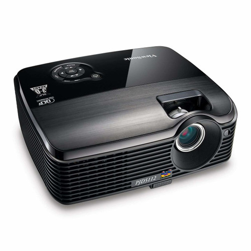 Viewsonic PJD5112-S 2600 Lumen 800x600 SVGA 3D Projector - Refurbished