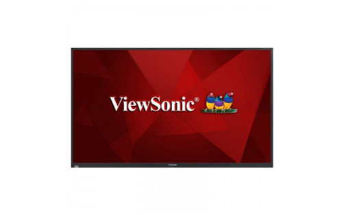 """ViewSonic CDE6500-L-R 65"""" 1080p Thin Frame Commercial Display - C Grade Refurbished"""