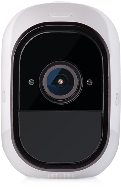 NETGEAR Arlo VMC4030-100NAR Single PRO Indoor/Outdoor wireless camera - Certified Refurbished