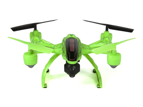 World Tech Toys Elite Mini Orion 33884 2.4GHz 4.5CH LCD Live-View Camera RC Drone- Glow