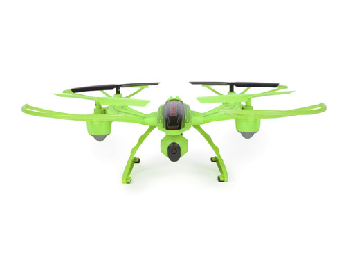 World Tech Toys Elite Mini Orion 33775 2.4GHz 4.5CH LCD Picture/Video Camera RC Drone - Glow