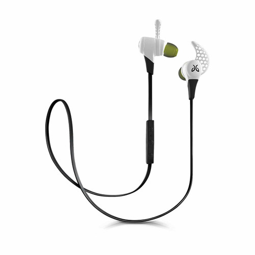 JayBird X2-WHT-RB White Sport Wireless Bluetooth Earbuds with Carrying Pouch - Refurbished