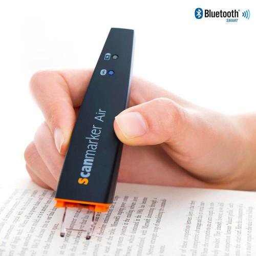 Scanmarker Air Pen Scanner - OCR Digital Highlighter and Reader - Wireless